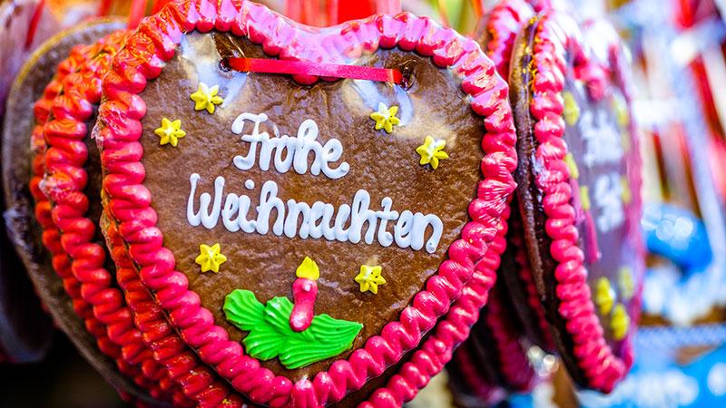 Julemarkedscruise på Rhinen
