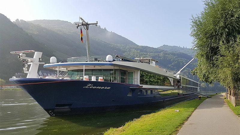 Vakre Mosel og Rhinen
