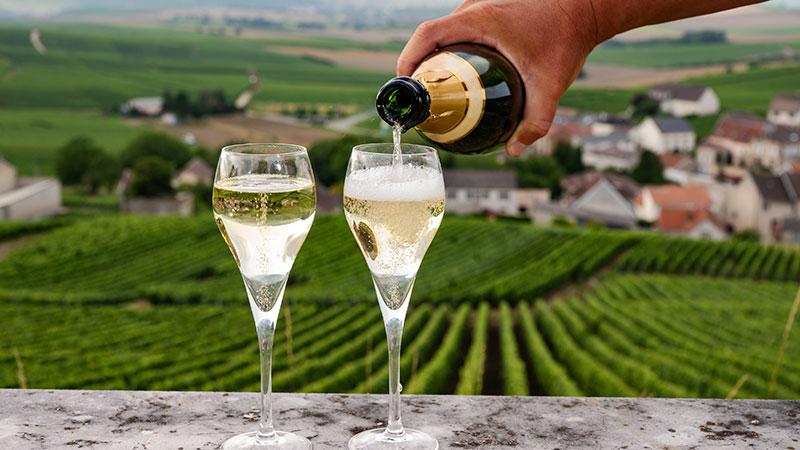 Møt våren i Champagne