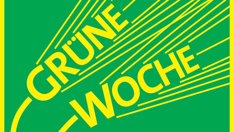 Logo fra messen Grüne Woche